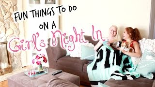 Fun Things To Do On A Girl