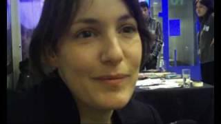 Nicolette Krebitz at Birds Eye View Film Festival