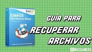 EaseUS Data Recovery Wizard Professional - Guía