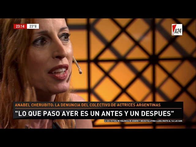 LNE | LUIS NOVARESIO ENTREVISTA - ANABEL CHERUBITO Y RAQUEL HERMIDA