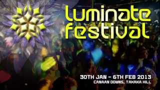 Luminate Festival Electronic Music sampler