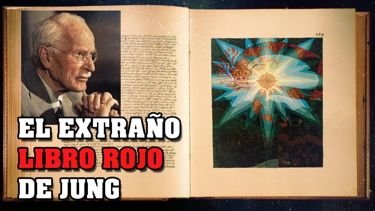 El extraño LIBRO ROJO de Carl Gustav Jung | VM