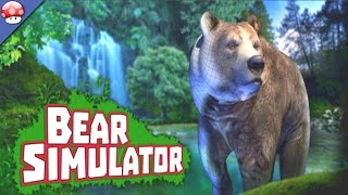 Bear Simulator: Gameplay (PC HD)