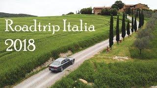 Garda, Mille Miglia 2018, Tuscany and Concorso d'Eleganza - Roadtrip Italia 2018