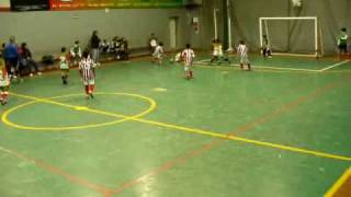Club Atletico Palermo VS Social Parque Fecha 12 Gol de Richard Lazarev Cat 2001