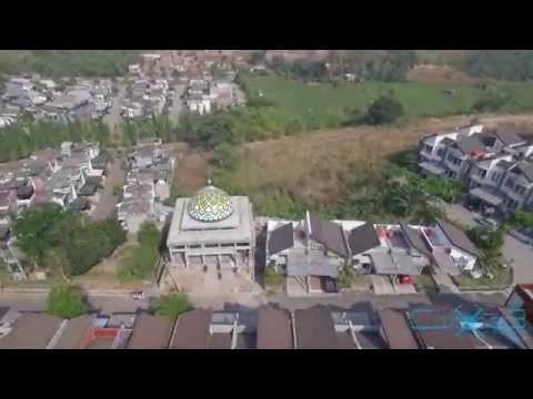 An eagle-eye view of Bandung City View (BCV)