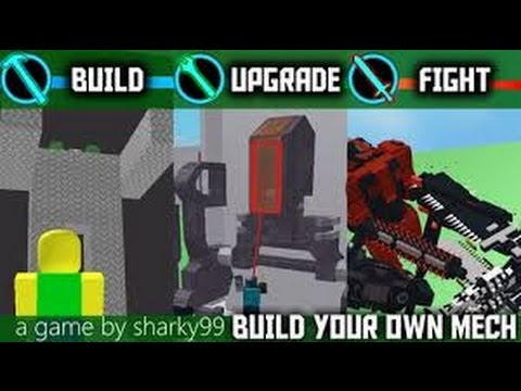 build your own mech how to make a car