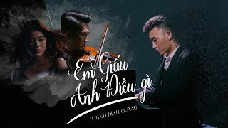 Em Giấu Anh Điều Gì (Official MV)