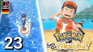 pokemon lets go wellenspurt