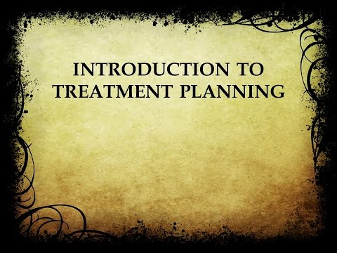 Introduction to Treatment Planning
