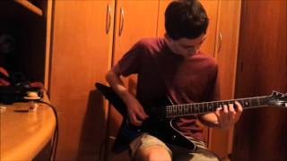 Enigmatic Feeling by Ling Tosite Sigure - Psycho-Pass 2 OP (Half Pitch Up) Guitar Cover Standard Tuning (Original Tuning: Eb/Half Step Down) Who are you?