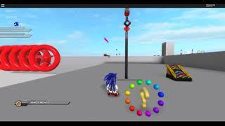 Roblox Sonic Unleashed - v0.8.0 Progress Showcase