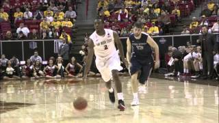 Mountain West Conference Men Basketball San Diego vs Utah State Highlights