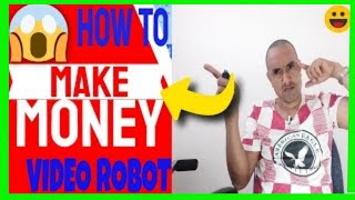 How To Make Money With Video Robot Commercial on Fiverr and Lo…