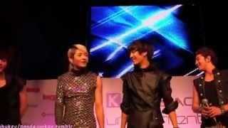 [261012 Fancam] Nu'est Saying I Love You - Nu'est Singapore Showcase