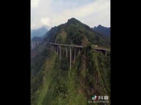 CPEC road from Pakistan to China