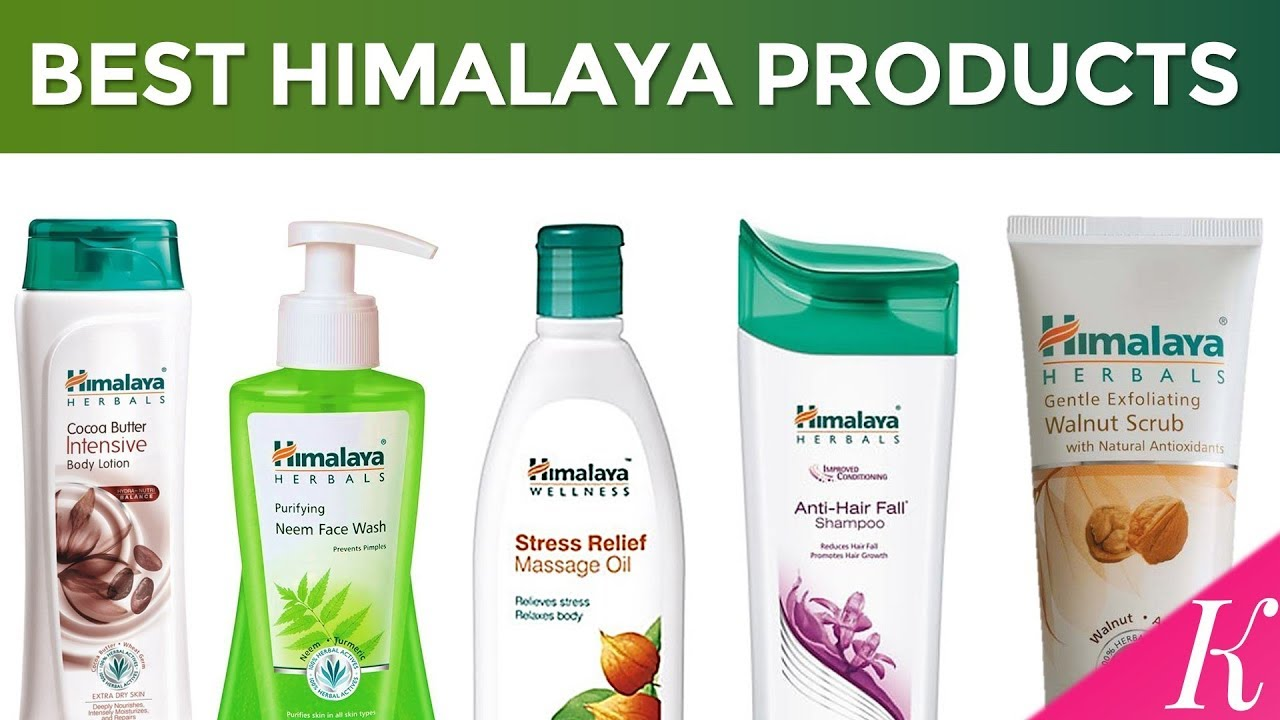 herbal products for skin