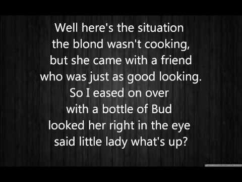 Cold Beer-Colt Ford ft Jamey Johnson (lyric viedo)