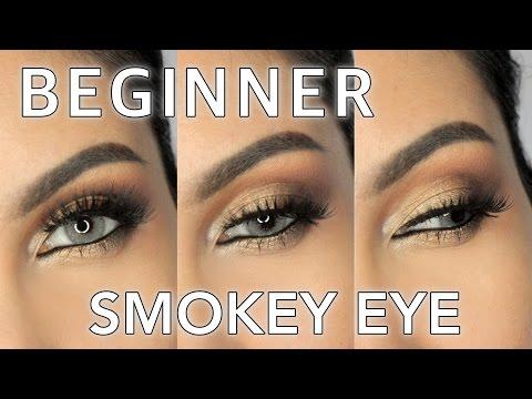 Cara Pake Eyeshadow / Bikin Smokey Eye Untuk Pemula | suhaysalim