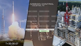 Space News | SLS Green Run Test and the controlled chaos of STS-93
