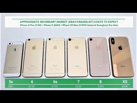 Apple IPhone 6/7/8 Plus - Rose Gold