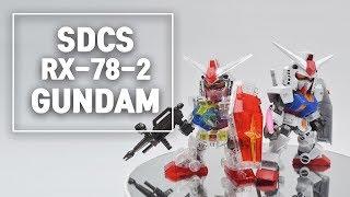 SDCS RX-78-2 Gundam ガンダム 건담, Fast Painting & Build Up.