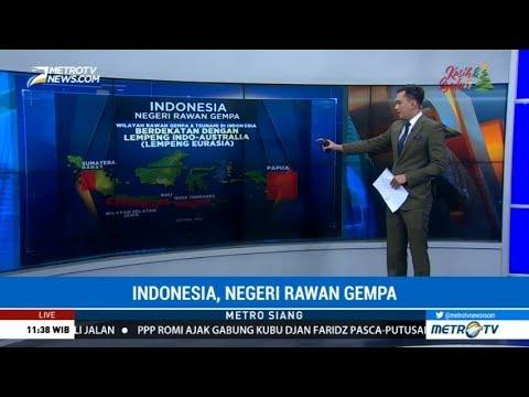 Indonesia Negeri Rawan Gempa