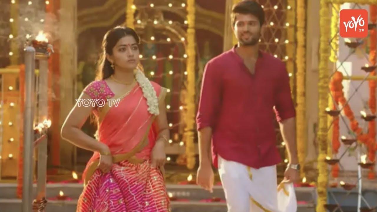 Geetha Govindam Teaser Review Vijay Devarakonda Rashmika Mandanna Yoyo Tv Channel