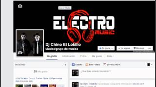 Dj Chino El Lokillo Electro House 2014 mix