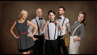 Groovige Event Band - Jazz, Lounge, Soul, Pop, Charts - presented by SUGAR OFFICE