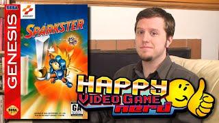 Happy Video Game Nerd: Sparkster / Rocket Knight (Part 1) (Gen/MD)