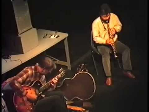 Derek Bailey Solo Guitar