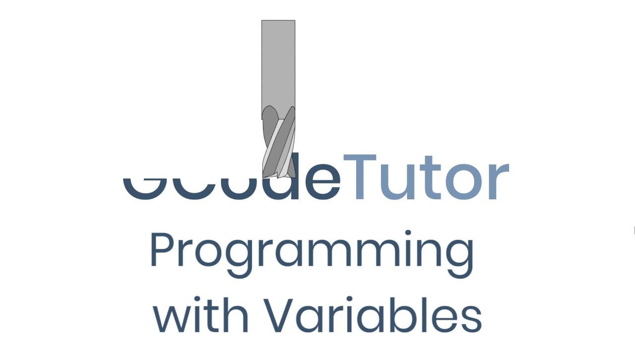 FANUC Macro B CNC programming - Variables