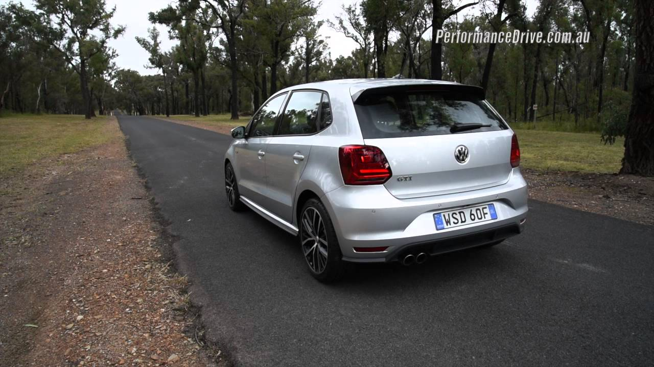 2015 volkswagen polo gti manual 0 100km h engine sound. Black Bedroom Furniture Sets. Home Design Ideas