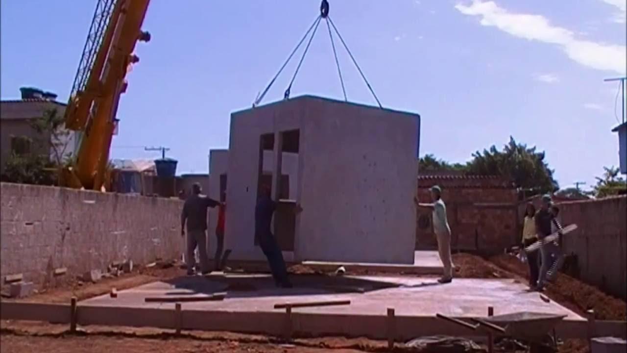 Arn Construção De Módulos Pré Fabricados De Concreto