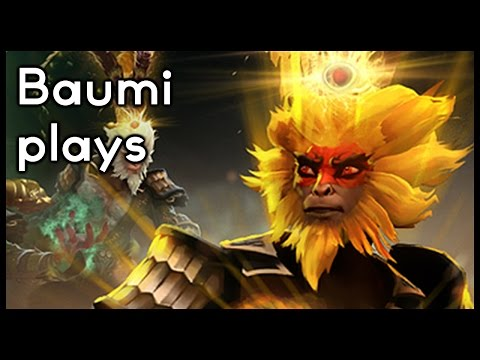 Dota 2 | THE COLD HARD MONKEY TRUTH!! | Baumi plays Monkey King