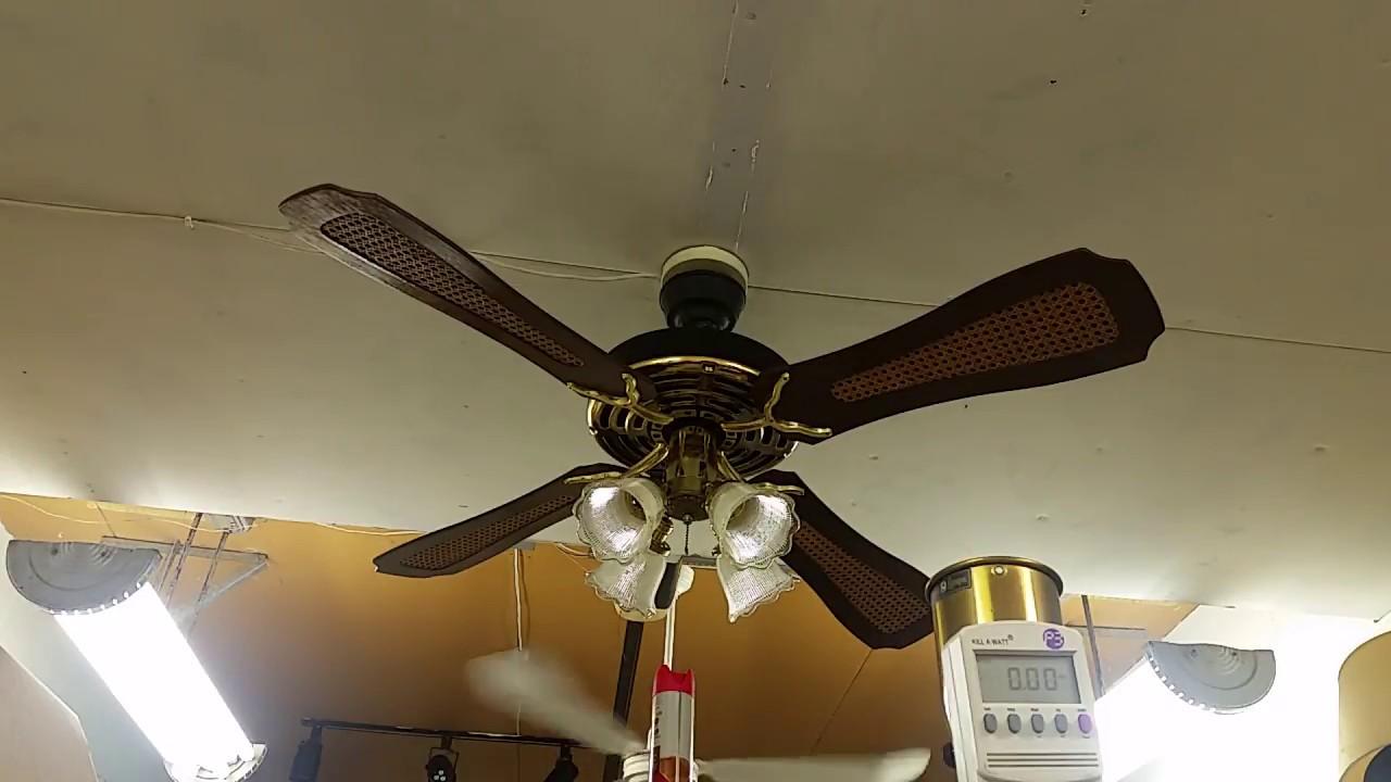 Leslie Locke Evergo Bananafan Ceiling Fan
