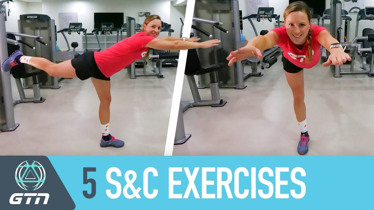 5 Strength & Conditioning Exercises For Runners | Simple S&C Exercises For  Beginner Athletes