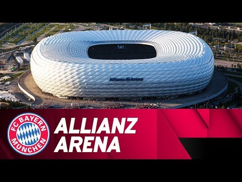 FC Bayern's Allianz Arena | More than a stadium! 🔴⚪