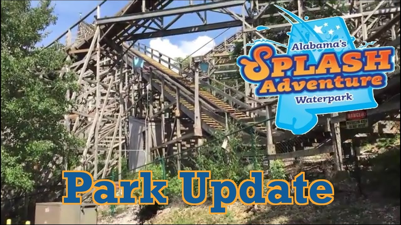 Alabama Adventure getting ready to open this weekend | News Break