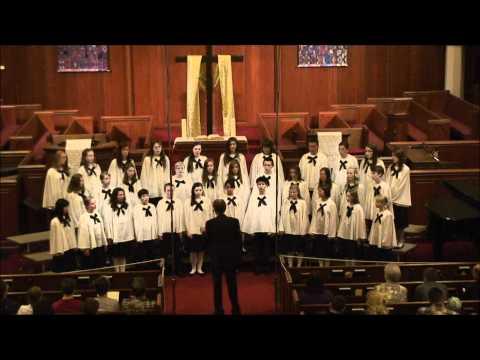 Gloria Patri  (Glory Be to the Father) By Palestrina - The Salt Lake Children's Choir