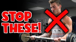 5 Gym Mistakes You're Making (STOP THESE!)