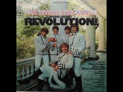 Paul Revere & The Raiders Mark Lindsay Revolution /Columbia 1968