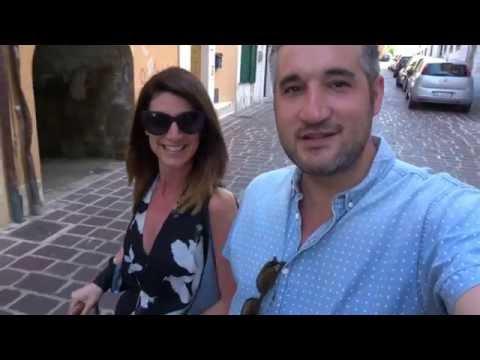 ABRUZZO ITALY | Italian Wedding Anniversary in a Roman Cistern | Chieti Abruzzo