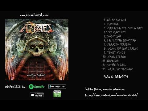 AZRAEL -  CÓDIGO INFINITO (FULL ALBUM - 2014)