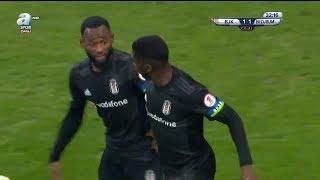 Beşiktaş 1 - 1 Erzurumspor (Beşiktaş'ın 1. Golü - Abdoulay Diaby)