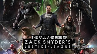 THE FALL AND RISE OF JUSTICE LEAGUE