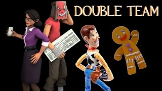 TF2: Double Team: Freaky Midified Fortress!