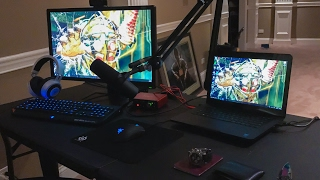 THE 'OpTic Syndicate' GAMING SET UP!