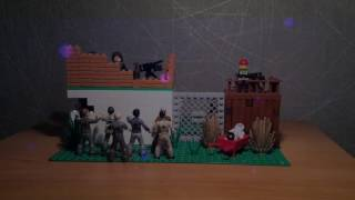 LEGO САМОДЕЛКА БАЗА ВЫЖИВШИХ(, 2016-05-31T19:04:11.000Z)